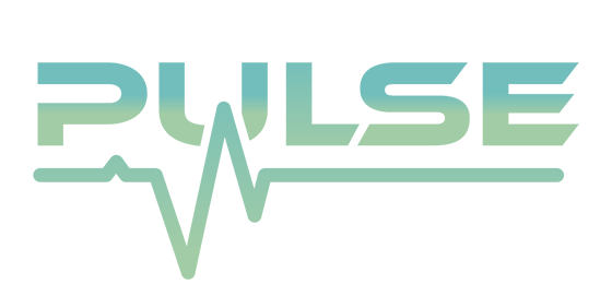 Pulse Volleyball Club Official Logo